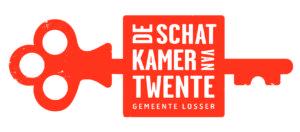 Logo schatkamer liggend